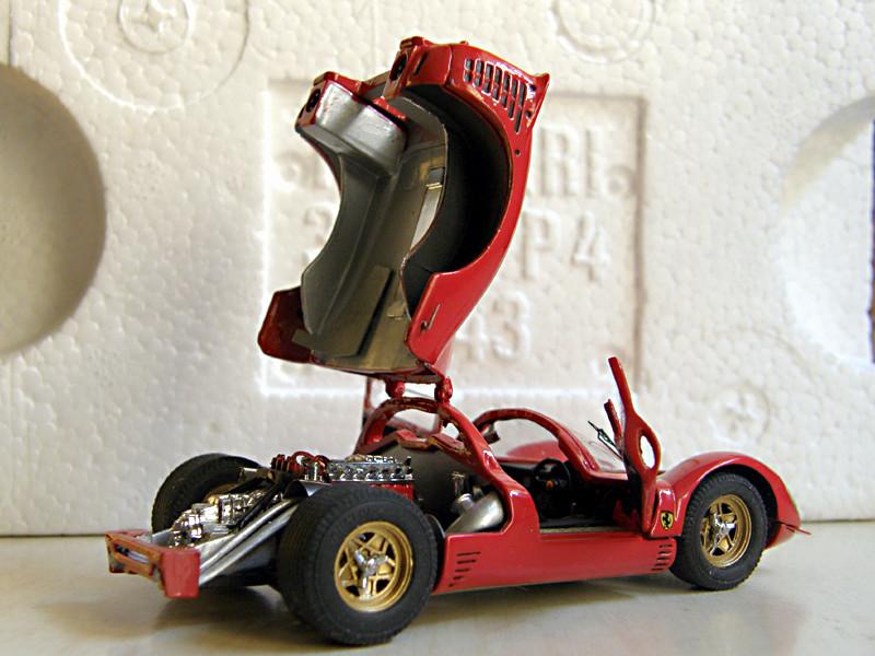 SERIE 3000 - Ferrari 330 P4 Jouef_30