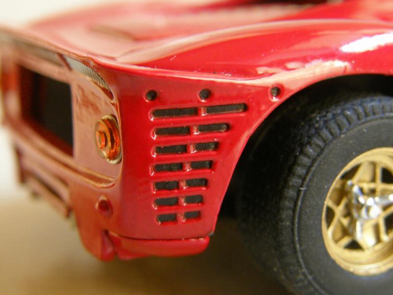 SERIE 3000 - Ferrari 330 P4 Jouef_31