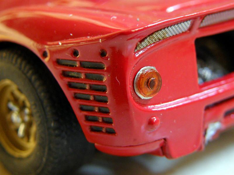 SERIE 3000 - Ferrari 330 P4 Jouef_36