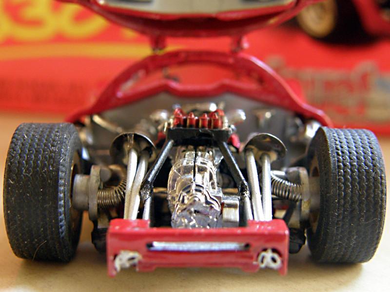 SERIE 3000 - Ferrari 330 P4 Jouef_42