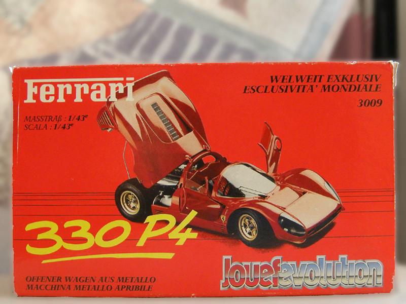 SERIE 3000 - Ferrari 330 P4 Jouef_43