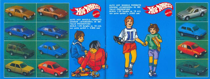 Catalogo 1981 Mattel21