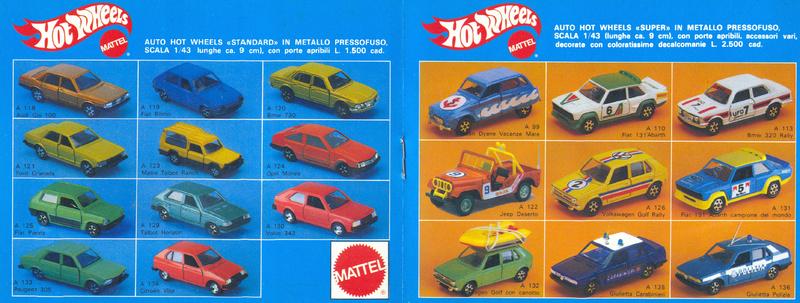 Catalogo 1981 Mattel22