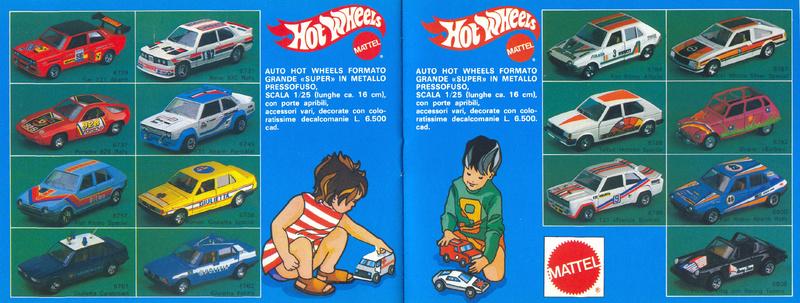 Catalogo 1981 Mattel25