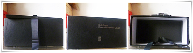 1.43 KYOSHO ROLLS ROYCE PHANTOM DROPHEAD COUPE - 05532BKU P1010328