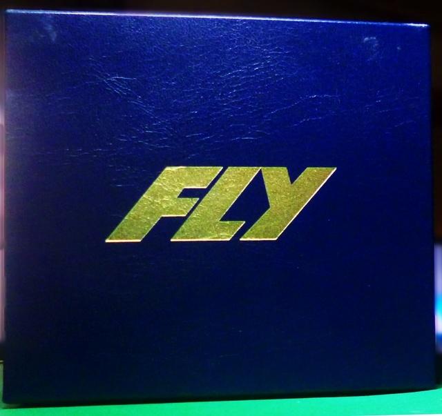 FLY CAR MODEL 1:43 ... volare, brevemente, ma in alto P1010333