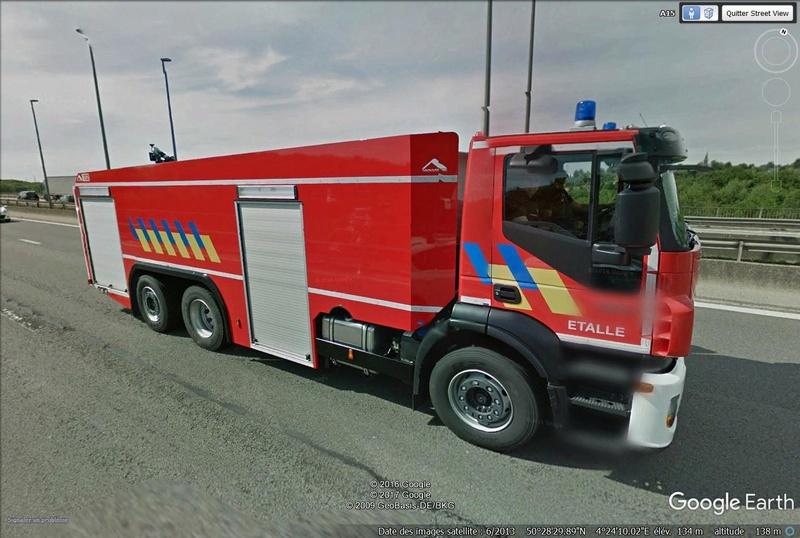 STREET VIEW : les camions de pompiers  - Page 6 Camion10