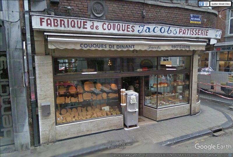 Street View : les belgicismes illustrés - Page 4 Couque11