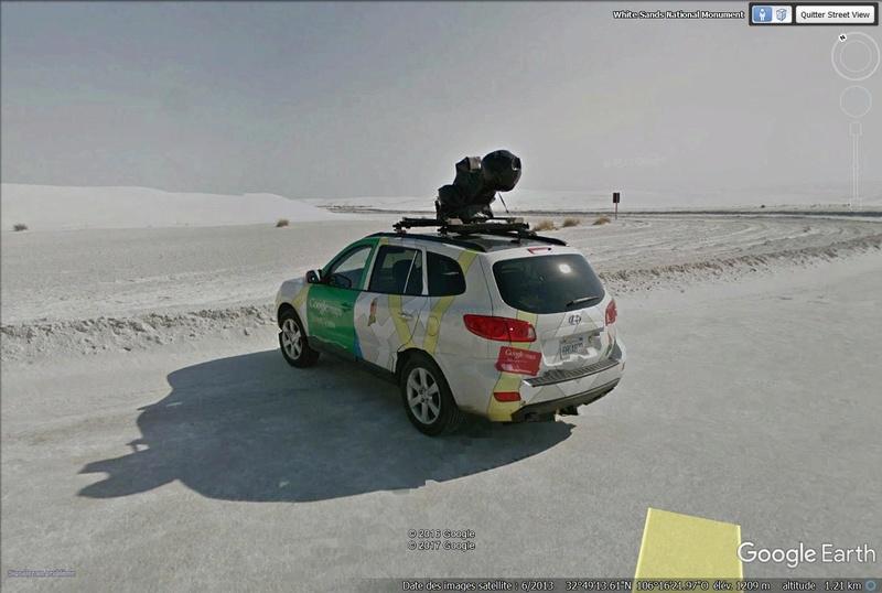 STREET VIEW : la Google car dans tous ses états ! - Page 9 Google10