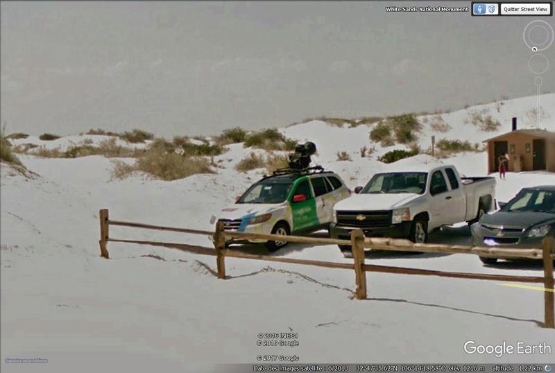 STREET VIEW : la Google car dans tous ses états ! - Page 9 Google12