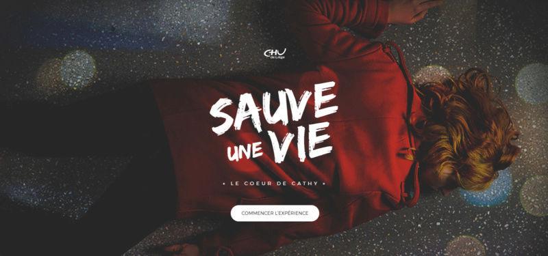 """""""Sauve une vie"""", le film intéractif pour apprendre les gestes cardiaques qui sauvent Le_coe10"""