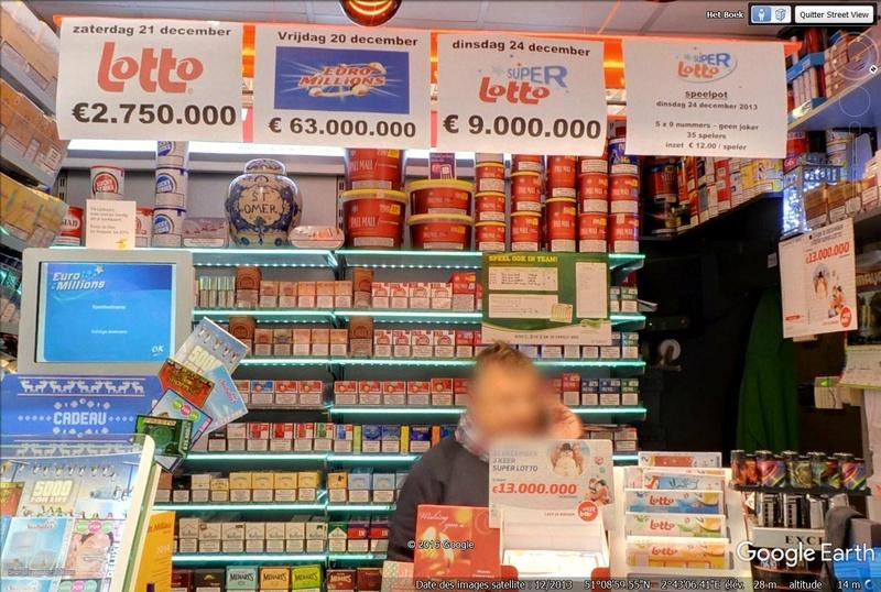 Street View : les belgicismes illustrés - Page 3 Lotto10