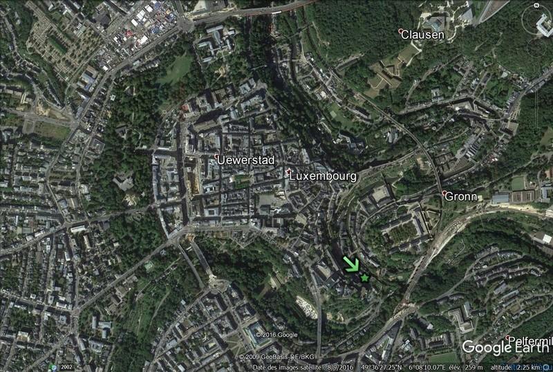 Street View : Les repères de crue - Page 3 Niveau10