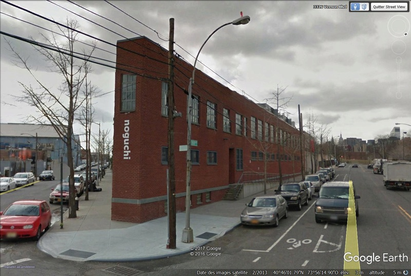 STREET VIEW : les musées en visite virtuelle - Page 9 Noguch10