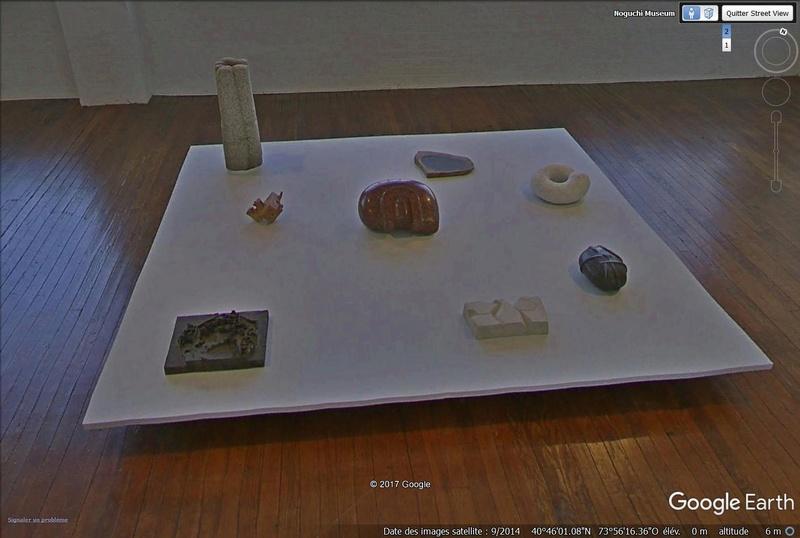 STREET VIEW : les musées en visite virtuelle - Page 9 Noguch12