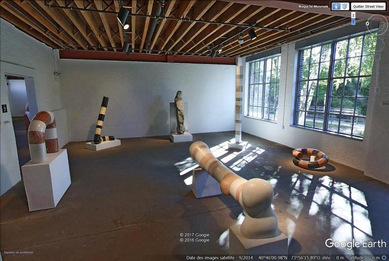 STREET VIEW : les musées en visite virtuelle - Page 9 Noguch16