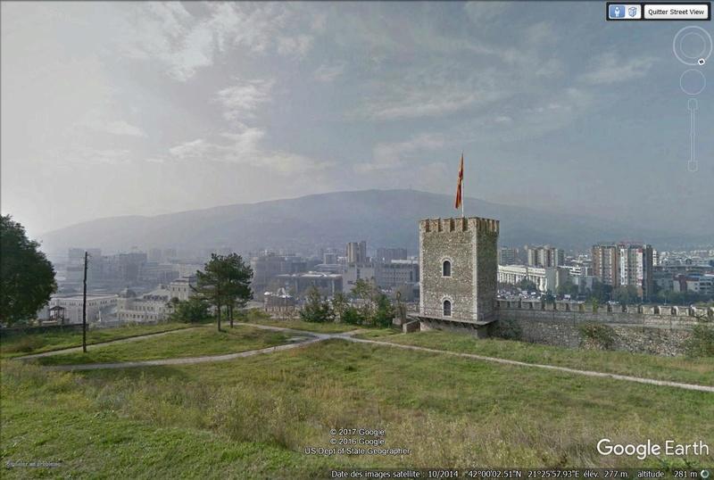 STREET VIEW : Les panoramas - Page 5 Skopje10