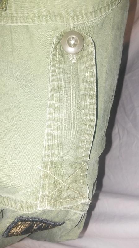 A few Vietnam War era Army Shirts and Jackets 20170101