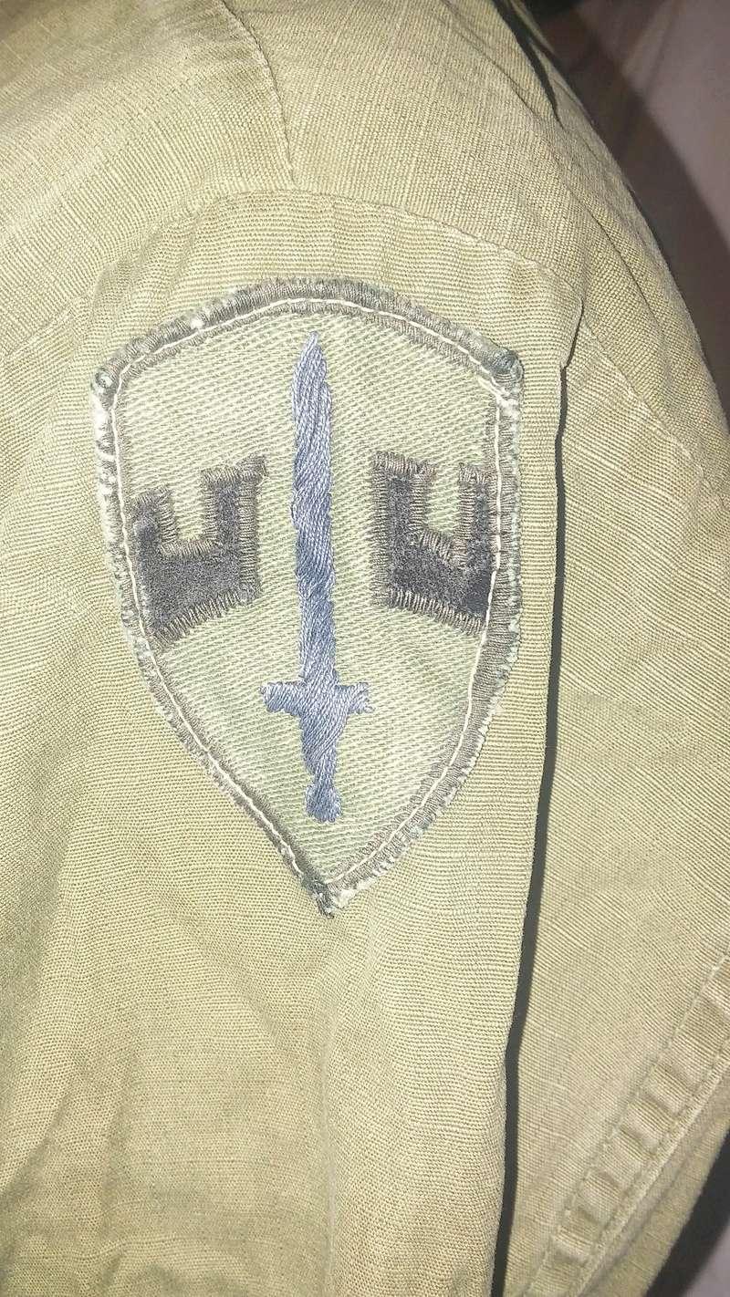 A few Vietnam War era Army Shirts and Jackets 20170106