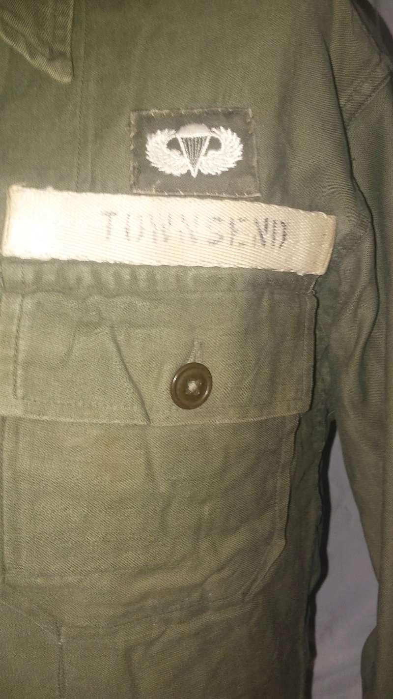A few Vietnam War era Army Shirts and Jackets 20170108
