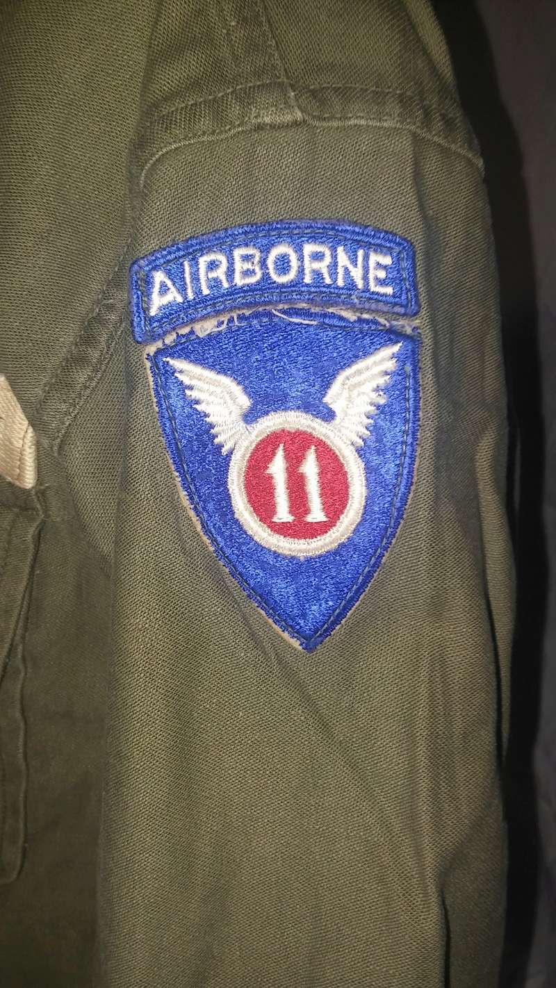 A few Vietnam War era Army Shirts and Jackets 20170109