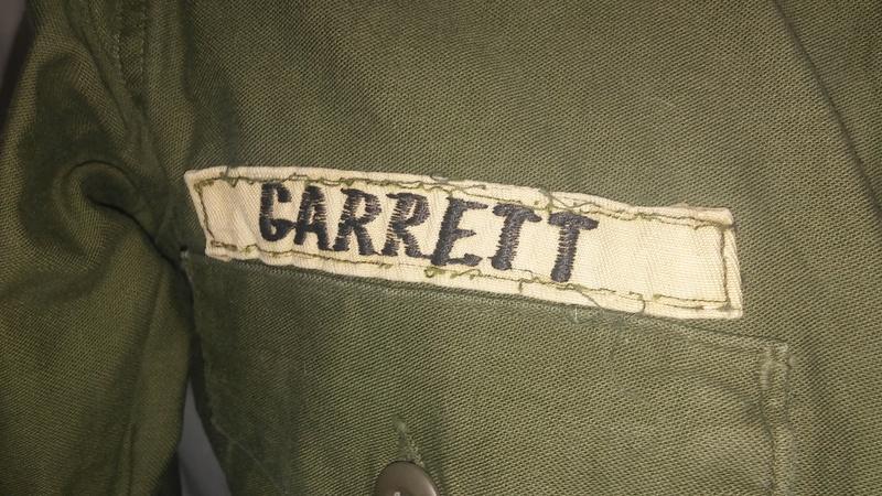 A few Vietnam War era Army Shirts and Jackets 20170117