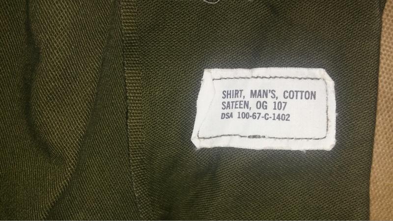 A few Vietnam War era Army Shirts and Jackets 20170119