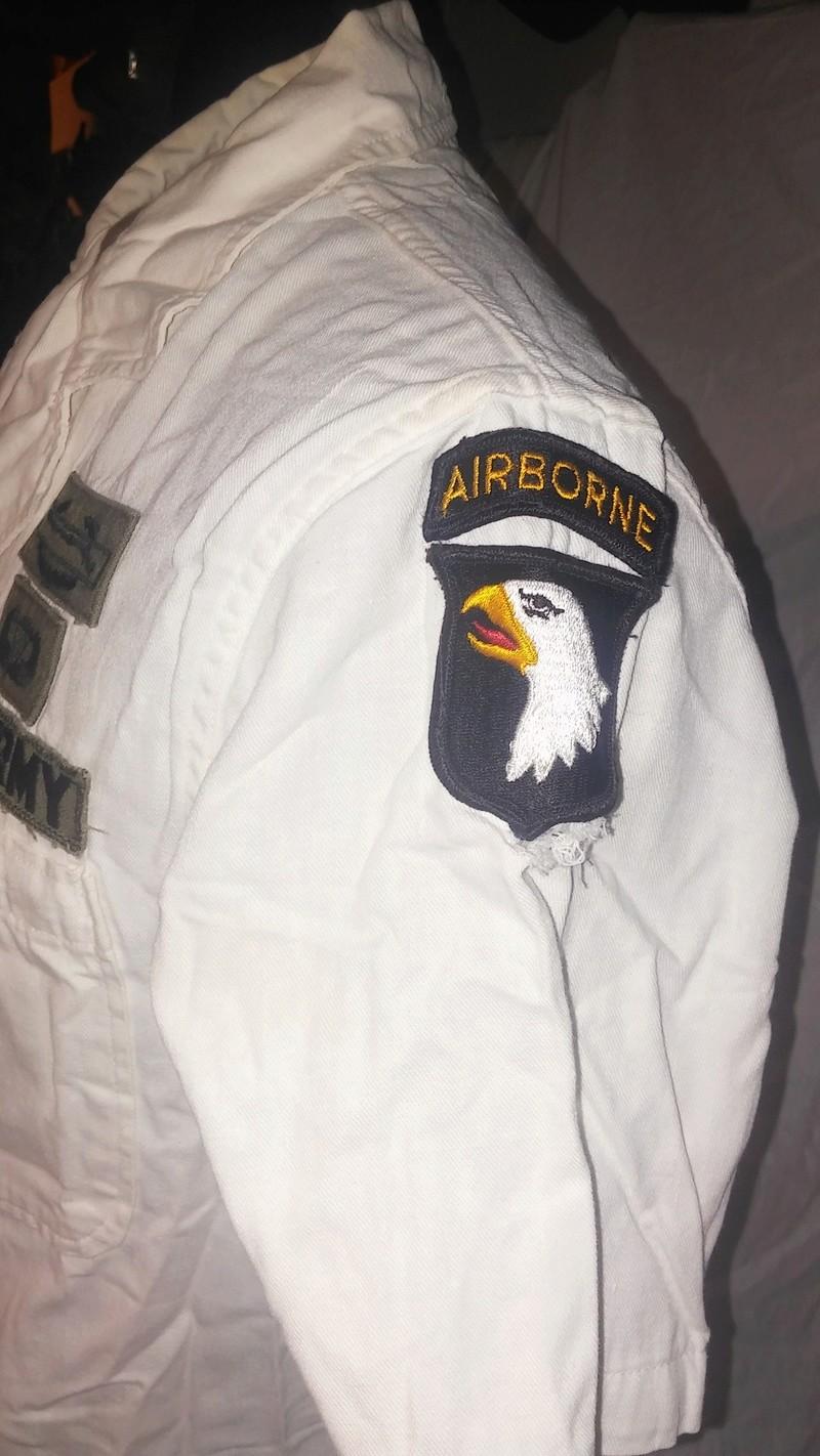A few Vietnam War era Army Shirts and Jackets 20170127