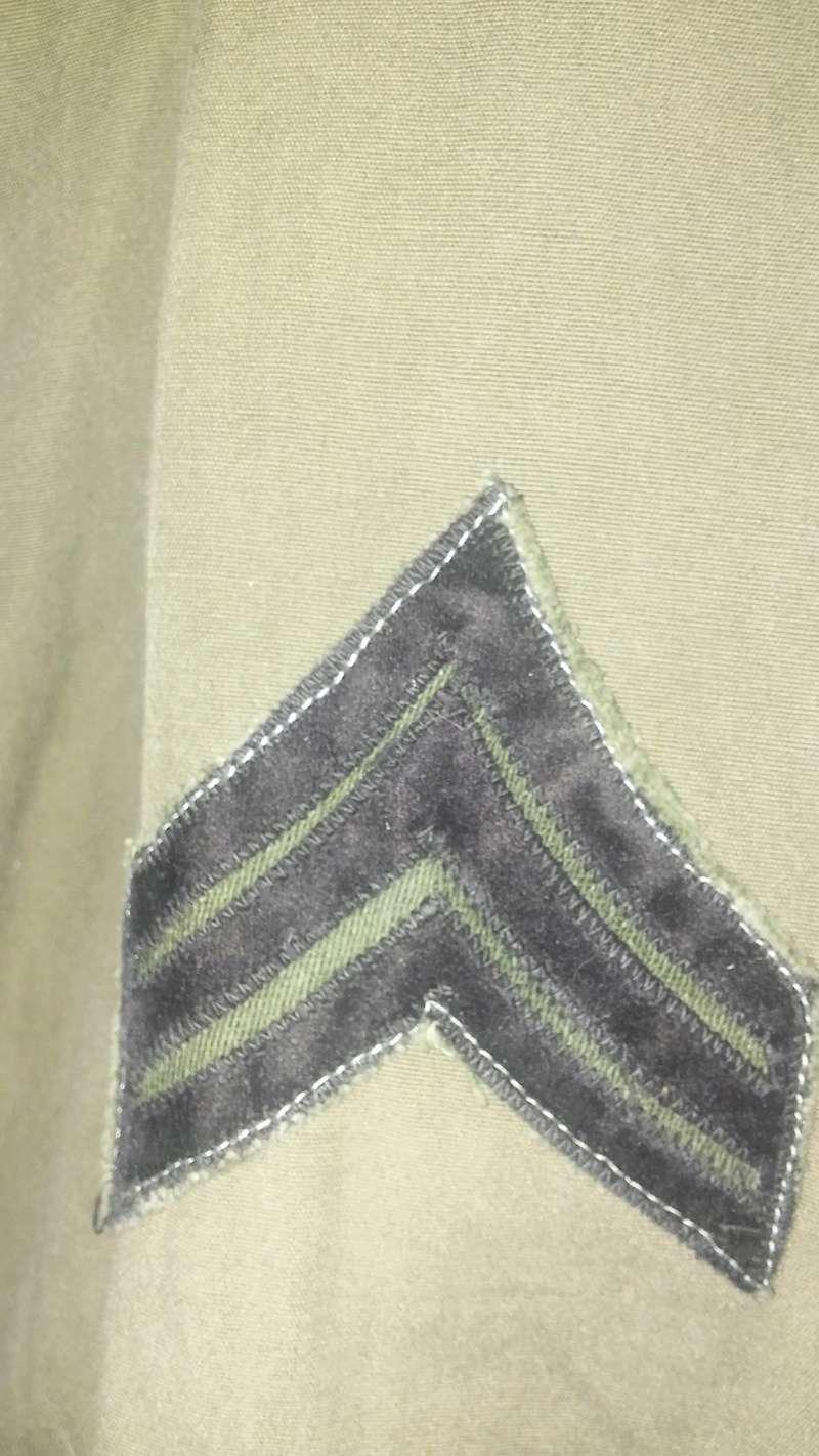 A few Vietnam War era Army Shirts and Jackets 20170356
