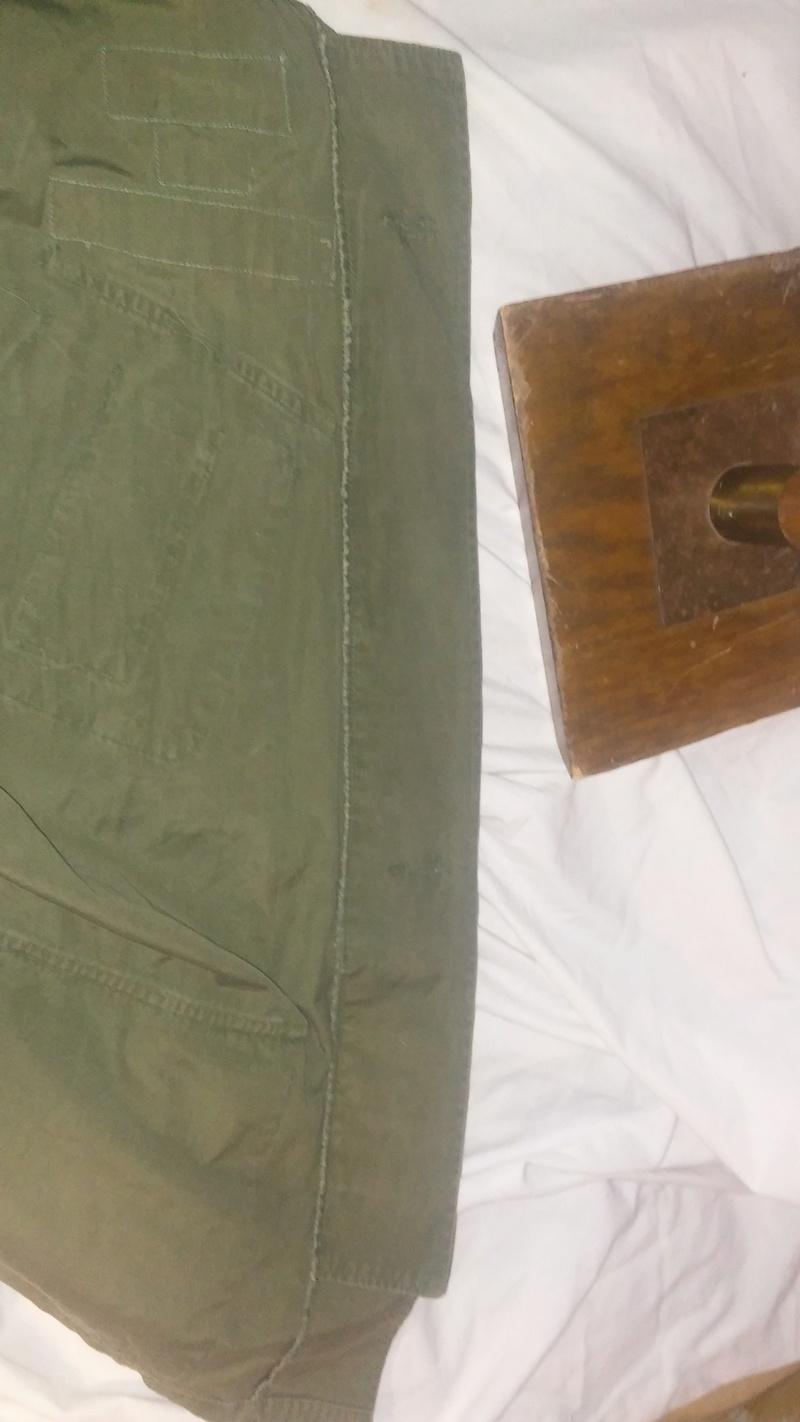 A few Vietnam War era Army Shirts and Jackets 20170361