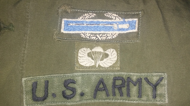 A few Vietnam War era Army Shirts and Jackets 20170362