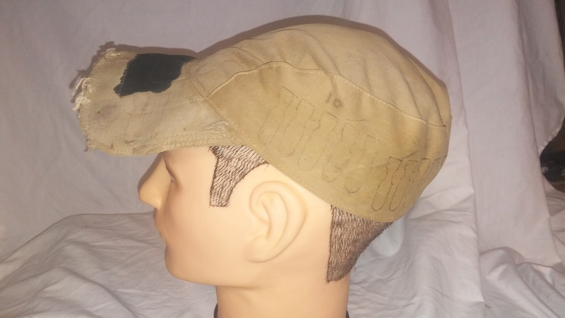 Tan Hat from a USAAF Bomber Crewman 20170365