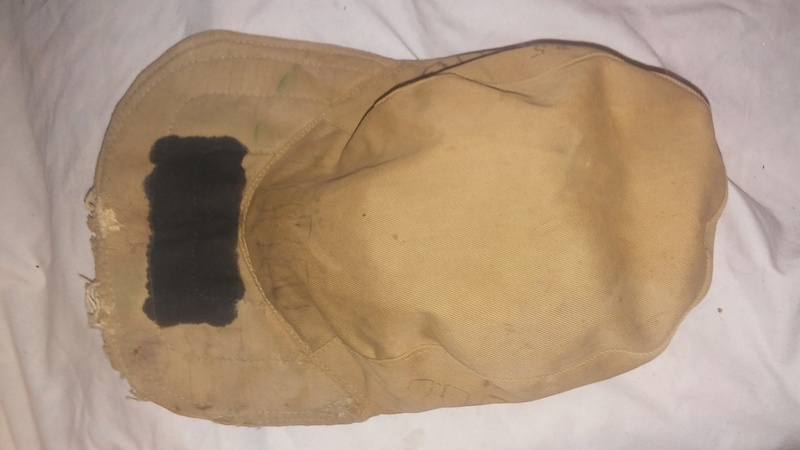 Tan Hat from a USAAF Bomber Crewman 20170370