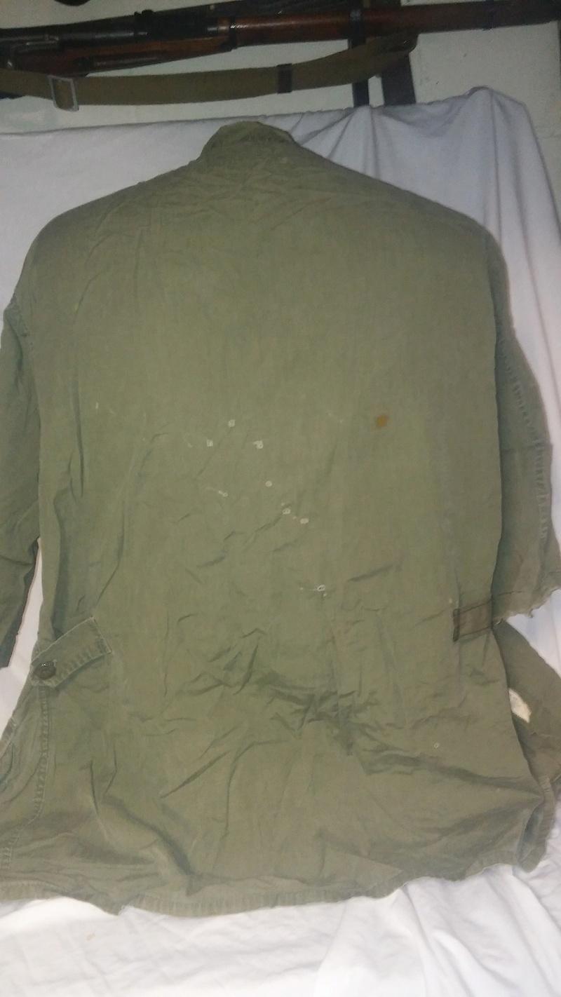 A few Vietnam War era Army Shirts and Jackets 20170378
