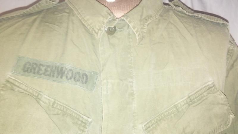 A few Vietnam War era Army Shirts and Jackets 20170380