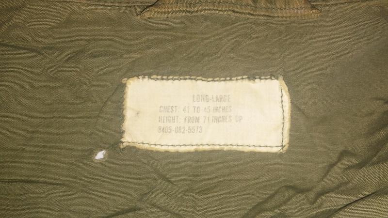 A few Vietnam War era Army Shirts and Jackets 20170383