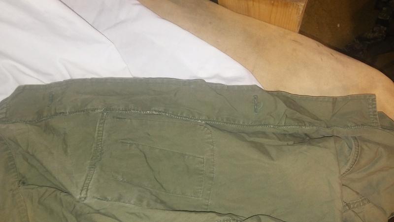 A few Vietnam War era Army Shirts and Jackets 20170385