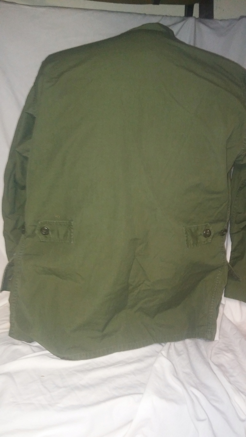 A few Vietnam War era Army Shirts and Jackets 20170386