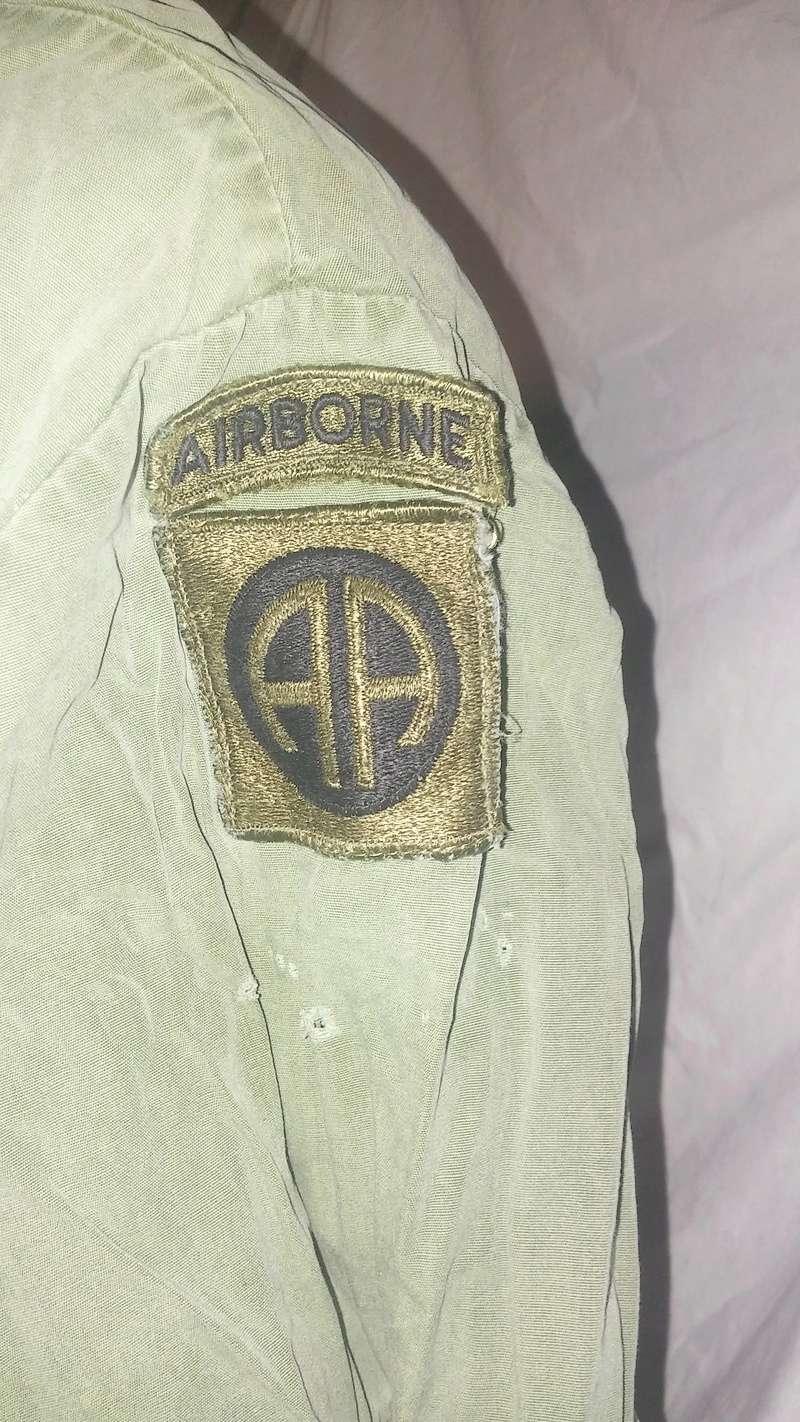 A few Vietnam War era Army Shirts and Jackets 20170392