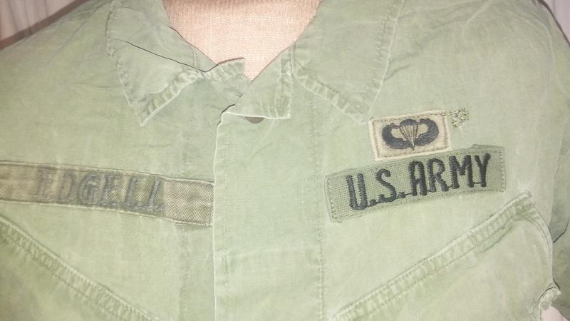 A few Vietnam War era Army Shirts and Jackets 20170393