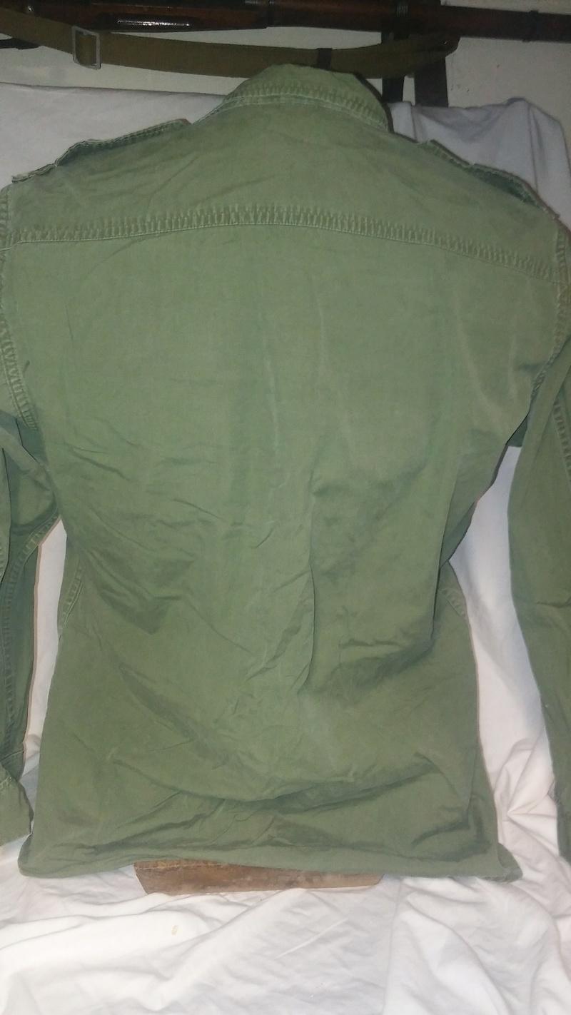 A few Vietnam War era Army Shirts and Jackets 20170396