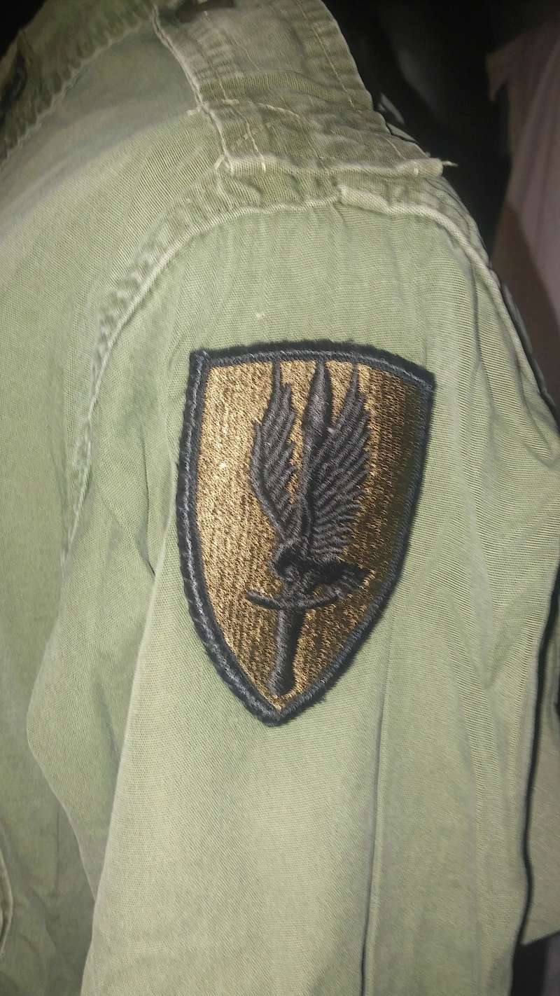 A few Vietnam War era Army Shirts and Jackets 20170399