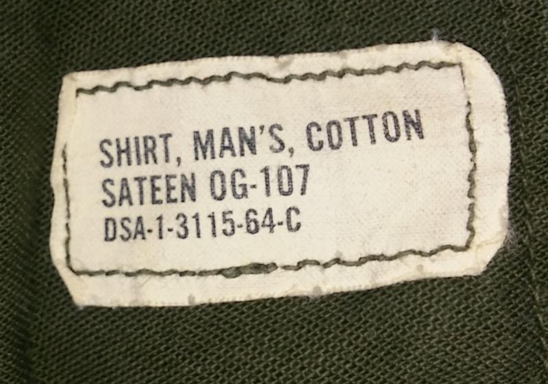A few Vietnam War era Army Shirts and Jackets 20170672