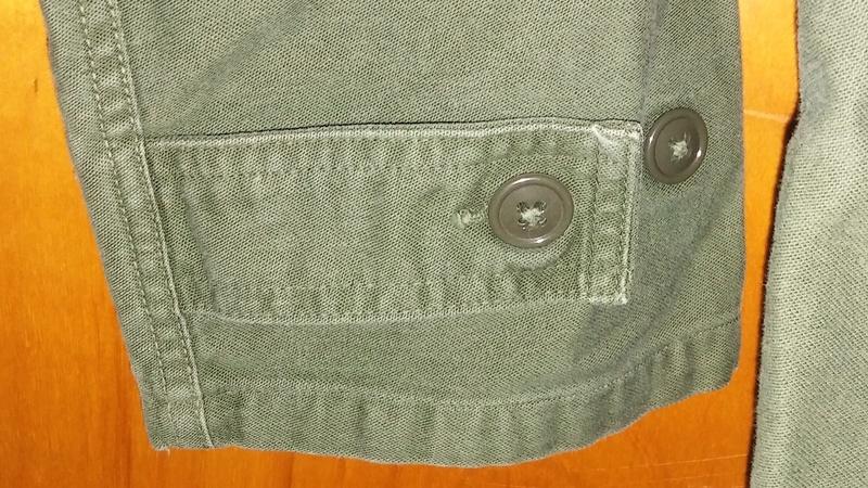 A few Vietnam War era Army Shirts and Jackets 20170673