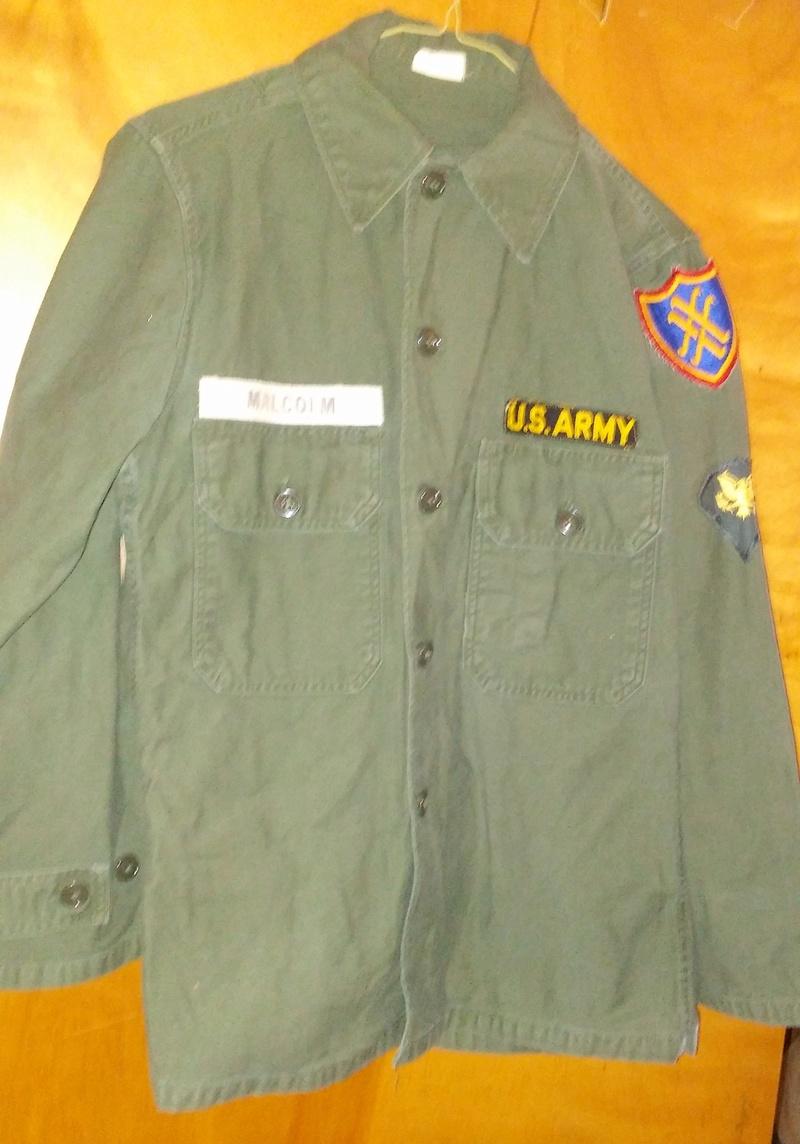 A few Vietnam War era Army Shirts and Jackets 20170674
