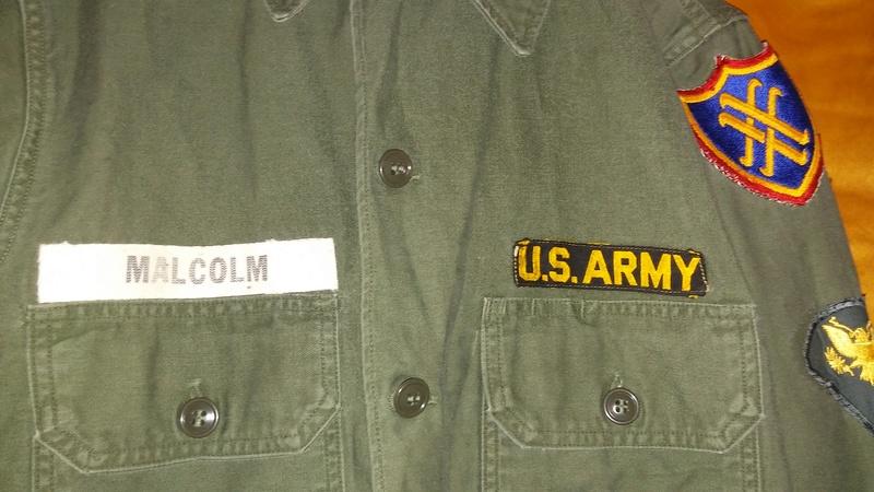 A few Vietnam War era Army Shirts and Jackets 20170675