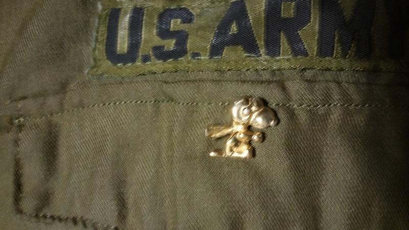 A few Vietnam War era Army Shirts and Jackets 20170678