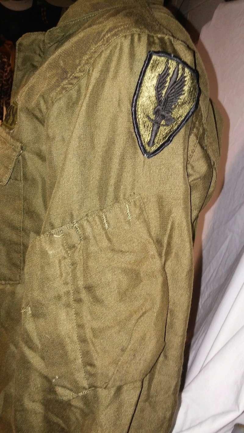 A few Vietnam War era Army Shirts and Jackets 20170679