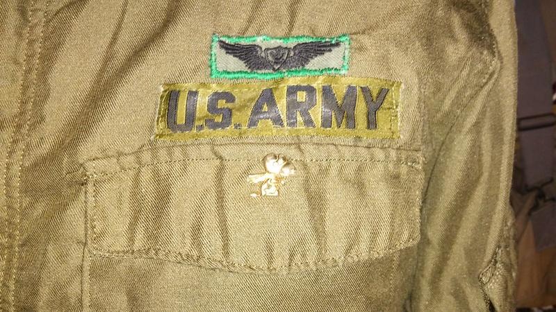A few Vietnam War era Army Shirts and Jackets 20170682