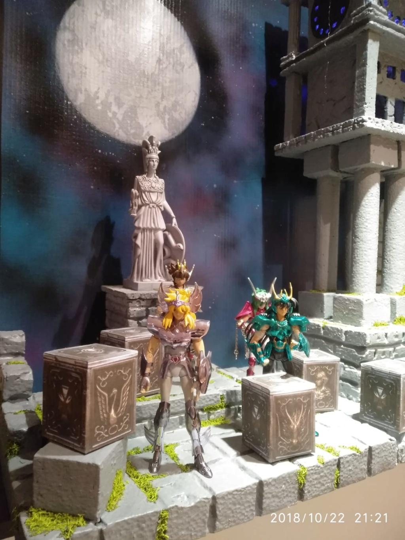 Diorama saint seiya Img-2013